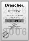 certyfikat drescher